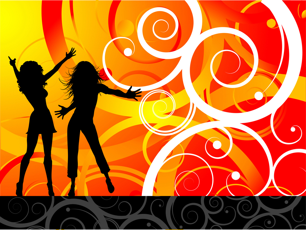 Картинки для афиши танцев