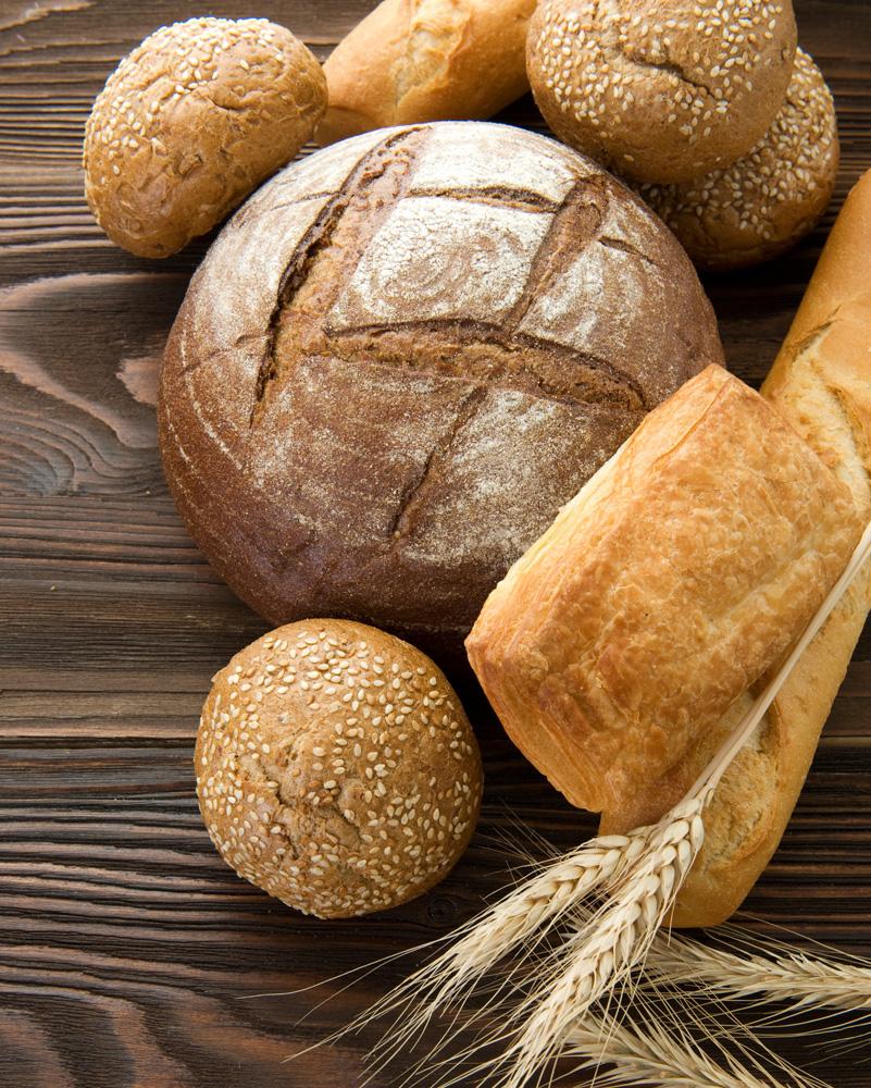 Фотообои свежий хлеб 0 р