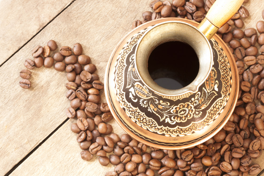 Фотообои турецкий кофе 0 р
