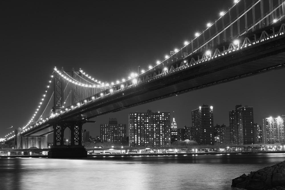 Фотообои с изображением мостов в интерьере фото