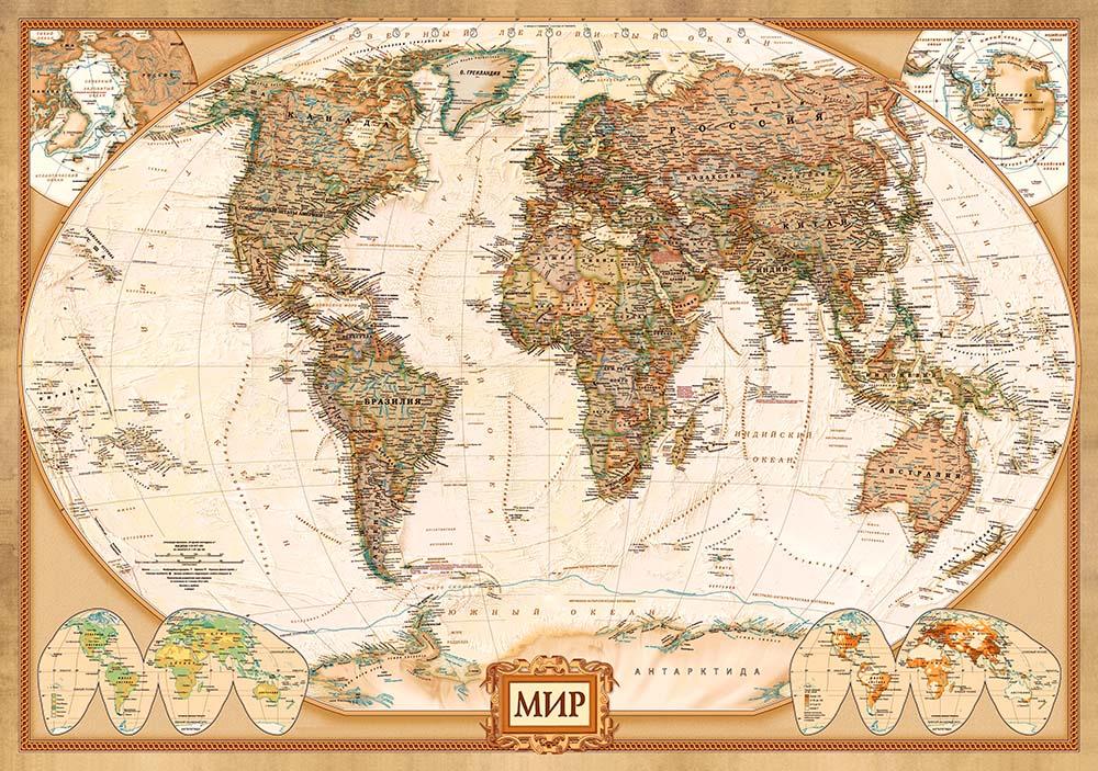 Рамка для карты мира своими руками 12