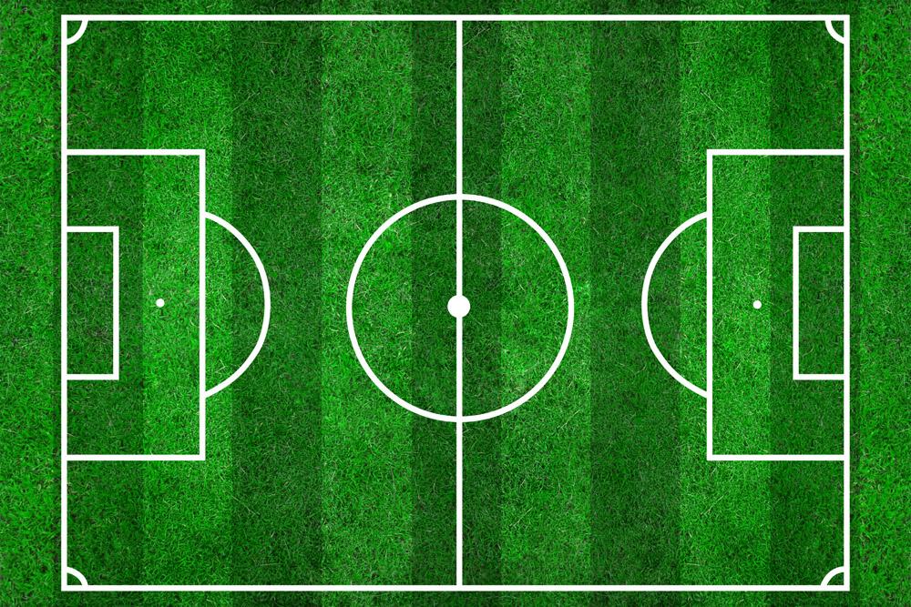 Картинки по запросу футбольное поле разметка