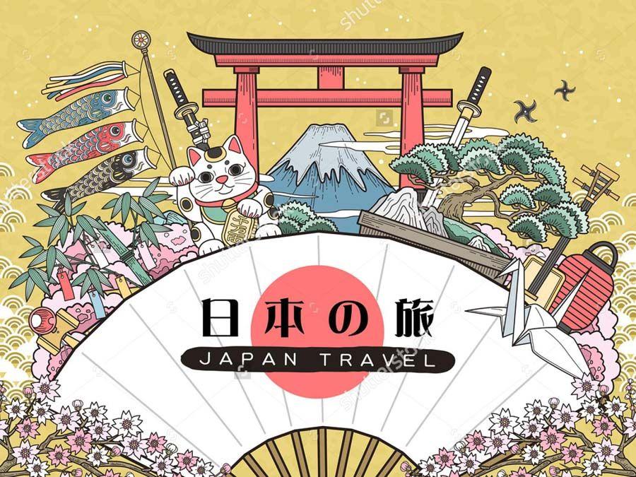 Путешествие япония своими руками 5